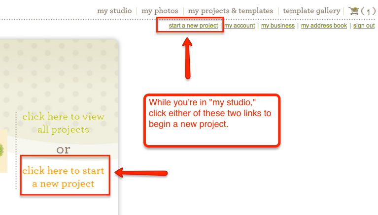 Start New Project My Studio.png