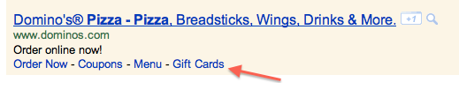 AdWords Extensions