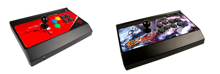 Fightstick PRO Models: General and SFxT Cross