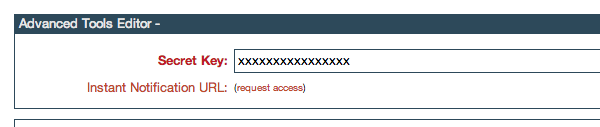 Request Access