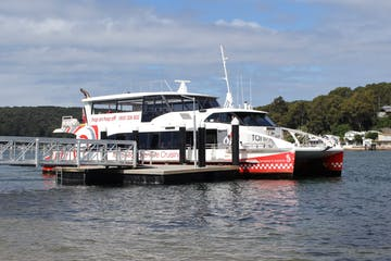 Image result for ettalong wharf